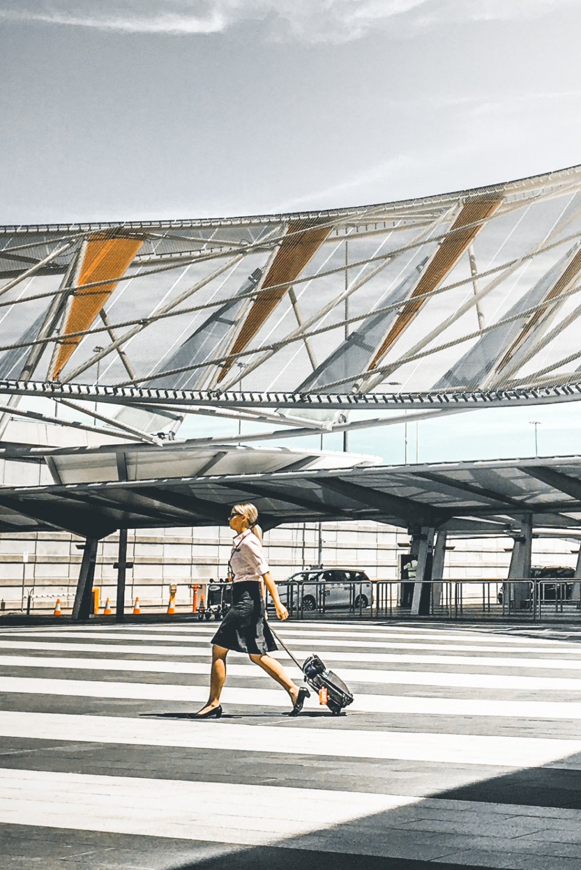 Con el cinturón SKIMP no tendrás que detenerte en los controles de seguridad de los aeropuertos