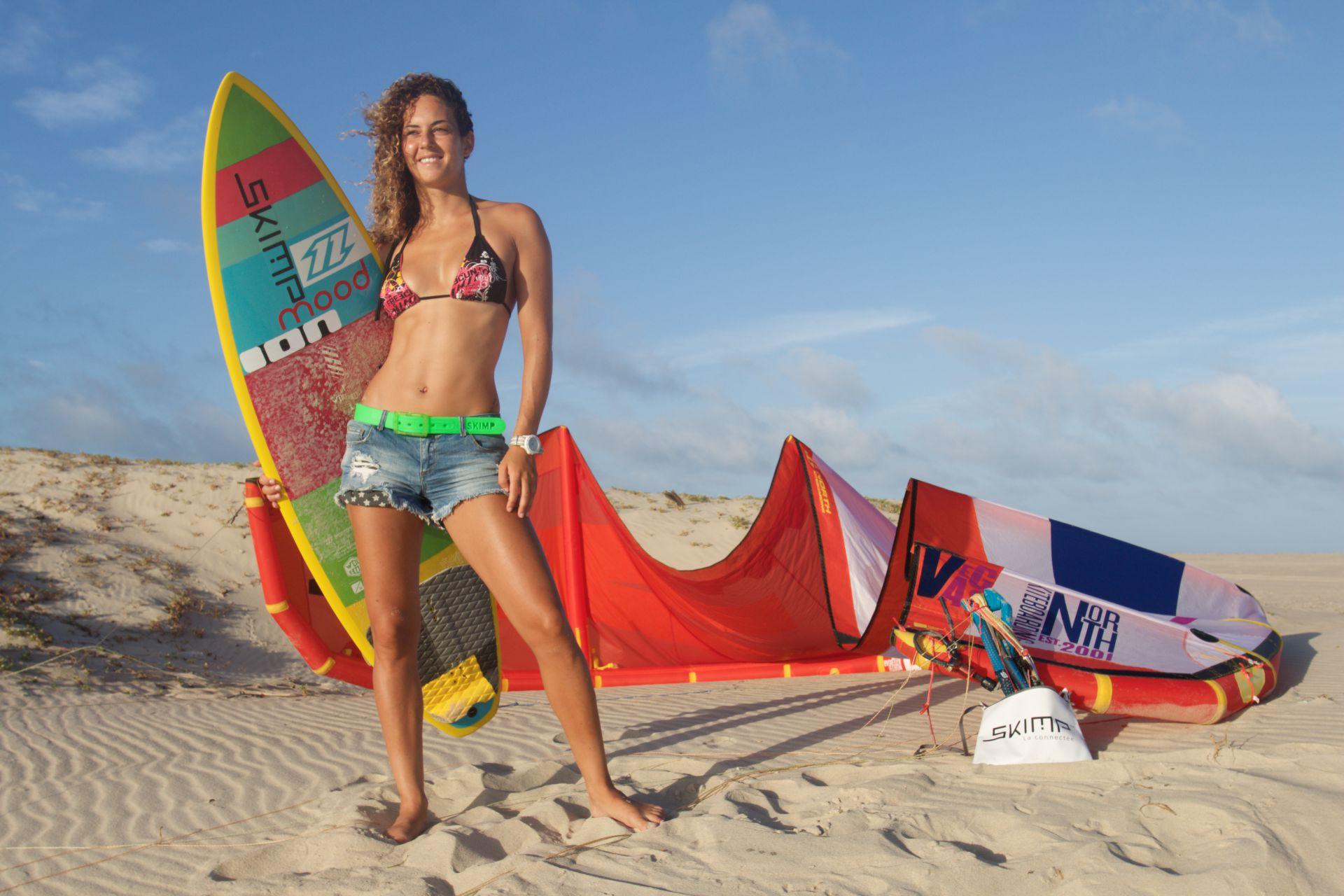 Skimp, el cinturón impermeable para deportes de agua