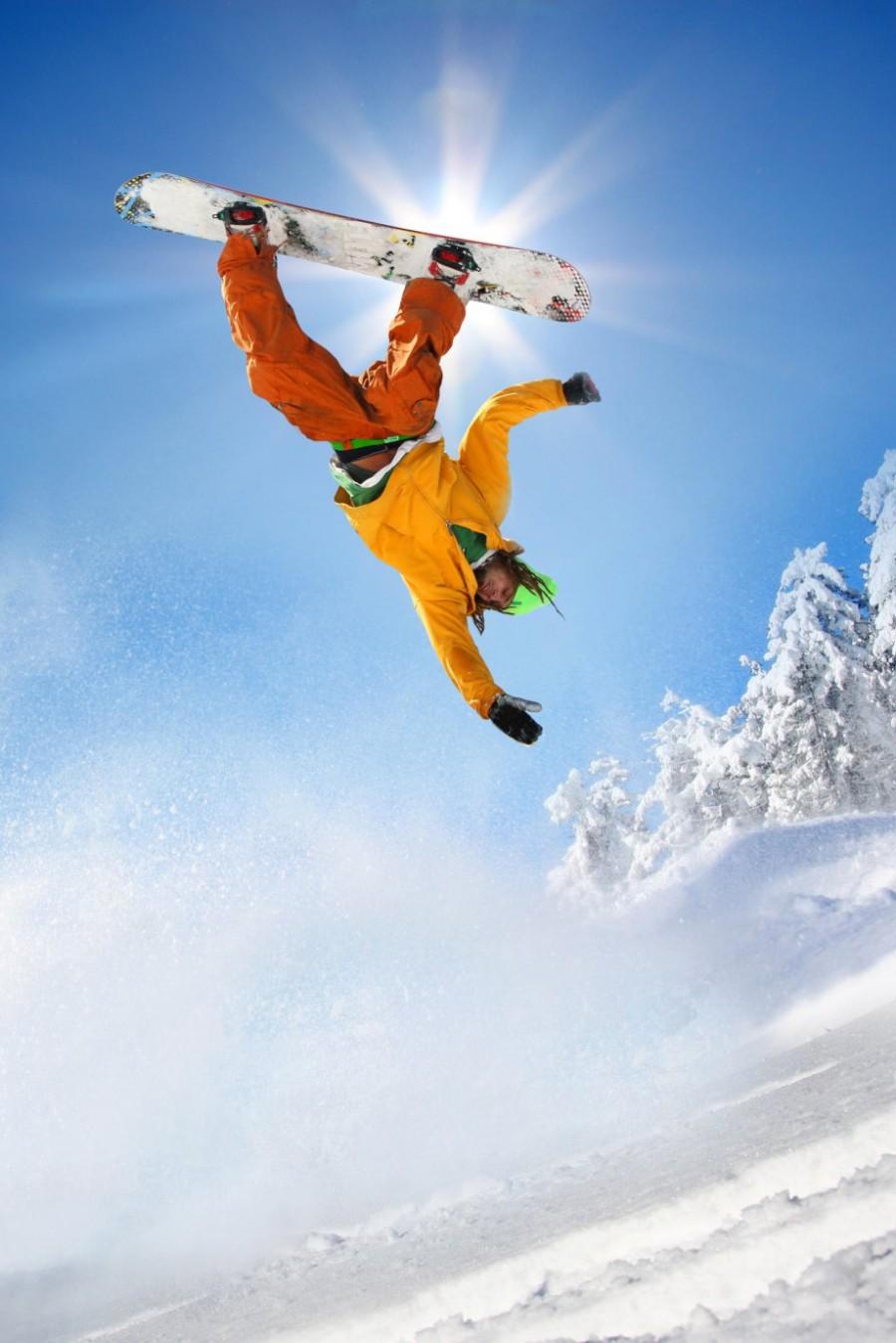 SKIMP, el cinturón para deportes de invierno, surf, esquí